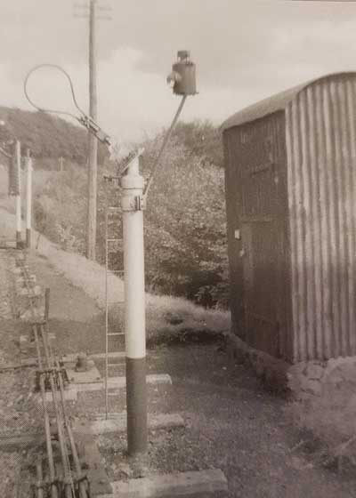 Bontnewydd Lamp Hut