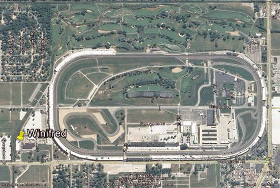 Indianapolis Race Track