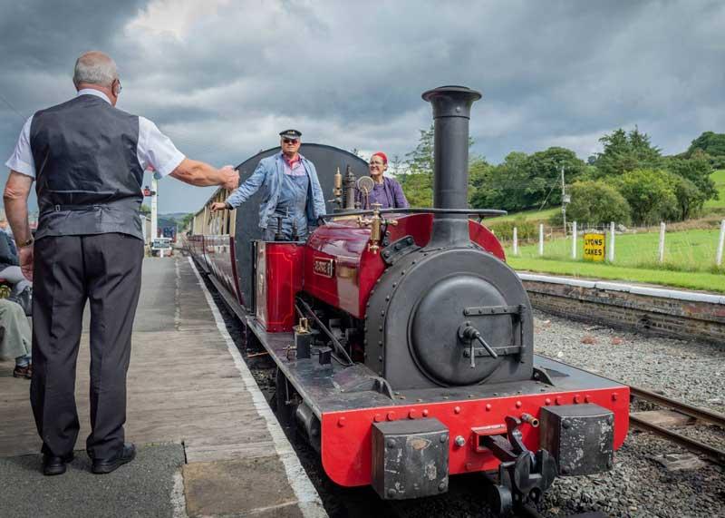 Bala Lake Railway Mini Steam Gala