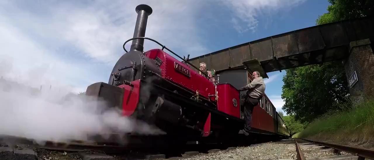 Bala Lake Railway – Home of Alice the Little Welsh Engine