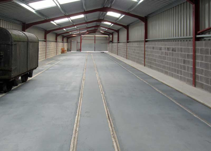 Carriage Shed Extension