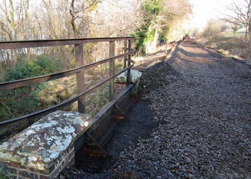 Durrant's Drop Bridge