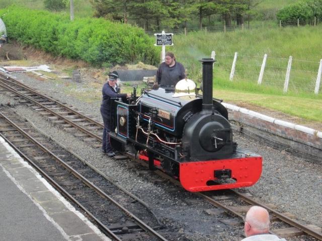 Gwynedd waits at Llanuwchllyn
