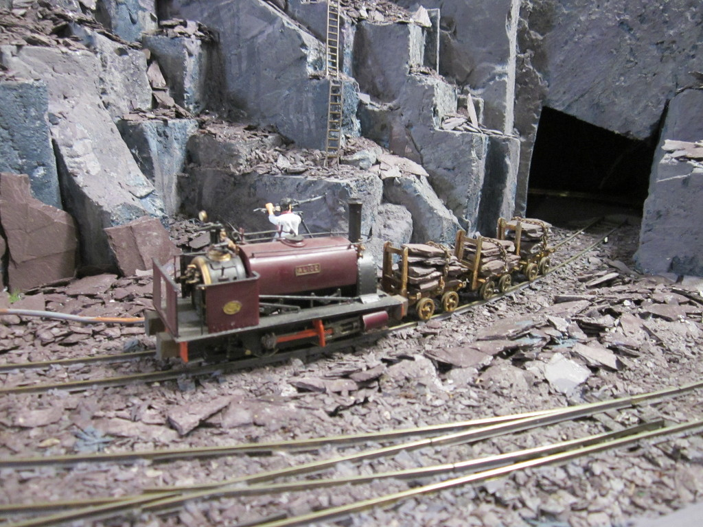 Model Show and Festival of Transport – Bala Lake Railway