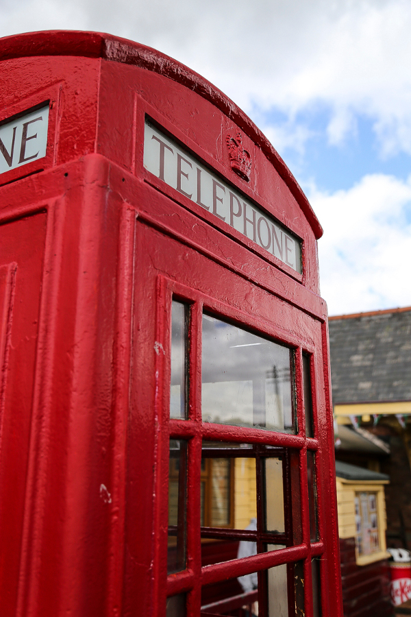Llanuwchllyn phone box