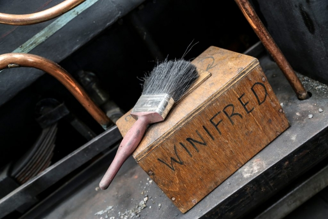 Winfifred's tool box
