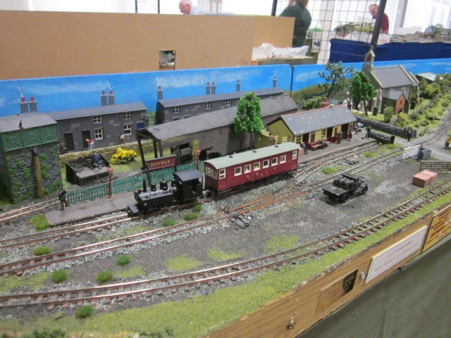 Colwyn Valley Light Railway