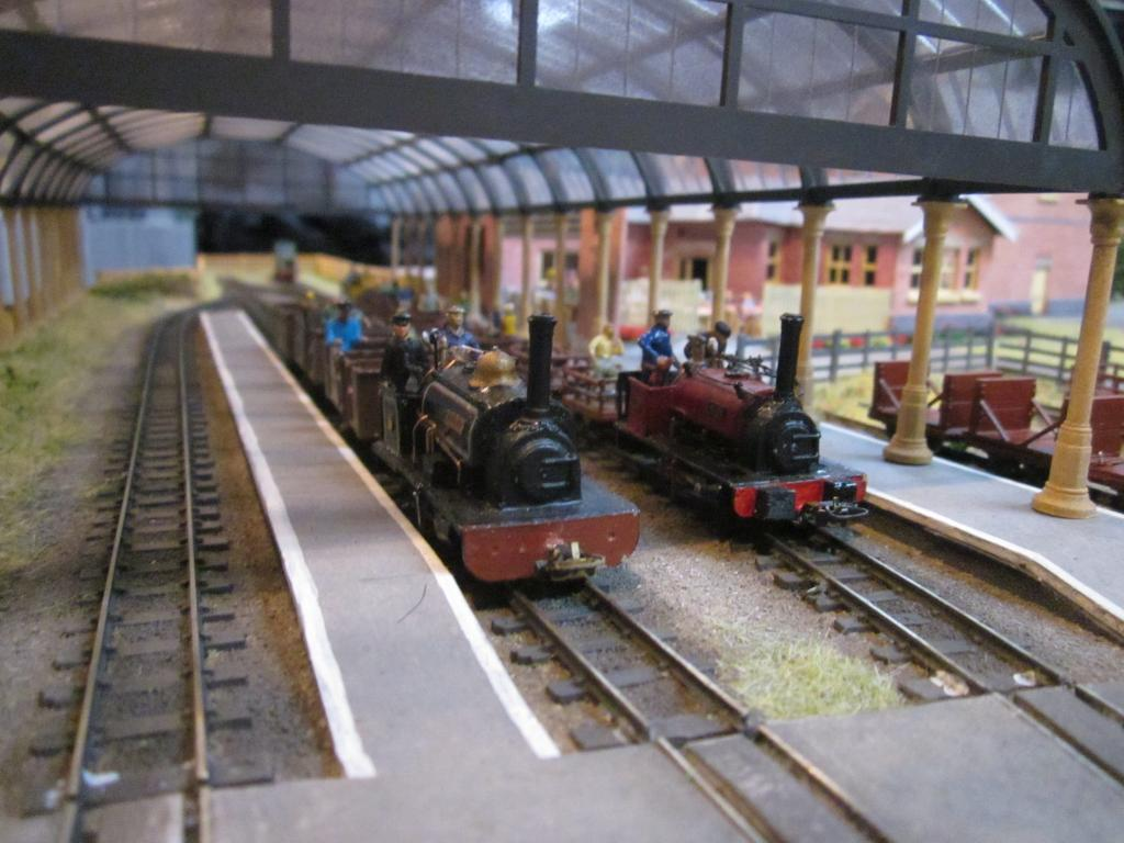 Bala Town in 009 by Model Rail Magazine