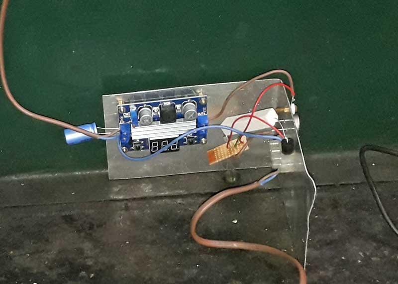 Chilmark voltage converter