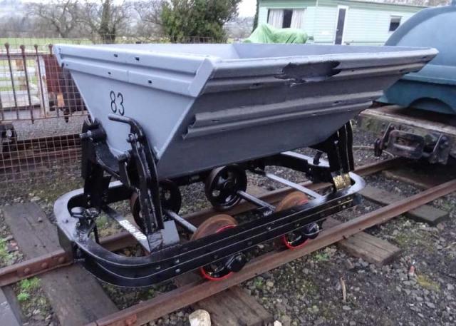 Tipper Wagon January 2020 Update