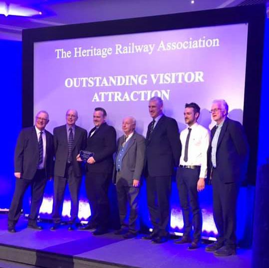 HRA Award presentation