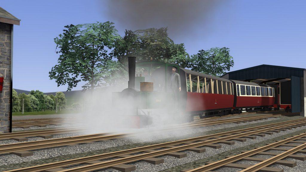 BLR TrainSIM